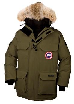 Мужская куртка Canada Goose Expedition, Military Green - фото 4588