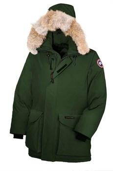 Мужская куртка Canada Goose Ontario, Forest green - фото 4596