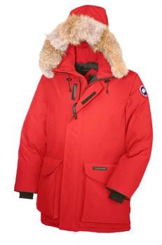 Мужская куртка Canada Goose Ontario,  Red - фото 4600