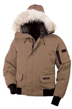 Мужская куртка Canada Goose Chilliwack Bomber, Tan - фото 4687
