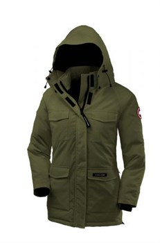 Женская куртка Canada Goose Constable, Military Green (распродано) - фото 4692