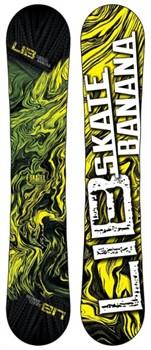 Lib Tech Skate Banana BTX Yellow (распродано) - фото 4703