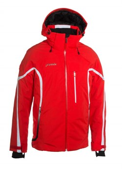Куртка мужская PHENIX	Lightning Jacket, Red - фото 4751