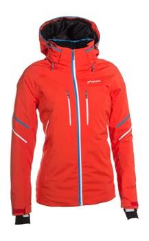Женская куртка PHENIXOrca Jacket, Red - фото 4763