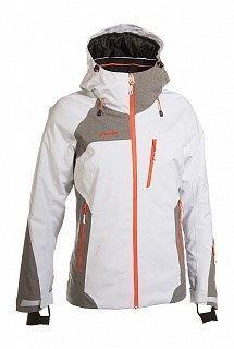 Женская куртка PHENIX	Snow Light Jacket, White - фото 4767