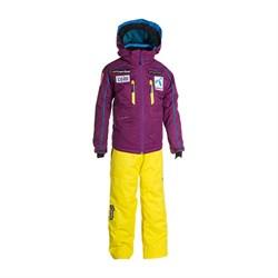 Костюм детский PHENIXNorway Alpine Team Kids Two-piece, Purple (распродано) - фото 4775