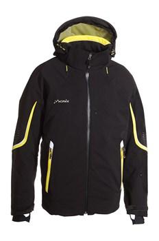 Куртка мужская PHENIXLyse Jacket, Black - фото 4781
