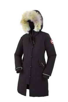 Юниорская куртка Canada Goose Youth Kensington Parka, Black (распродано) - фото 4786