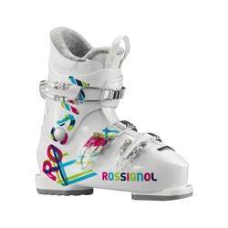 Юниорские ботинки ROSSIGNOLFUN GIRL J3WHITE (распроданы) - фото 4922