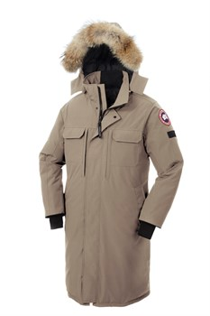 Мужская куртка Canada Goose Westmount Parka Tan (распродано) - фото 4969