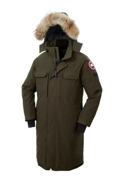 Мужская куртка Canada Goose Westmount Parka Military Green (распродано) - фото 4971