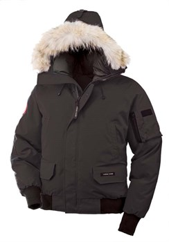 Подростковая куртка Canada Goose Youth Chilliwack Bomber, Graphite (распродано) - фото 4977