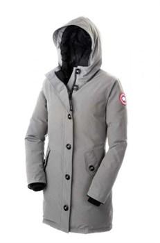 Женская куртка Canada Goose Camrose Parka, Silverbirch - фото 4986