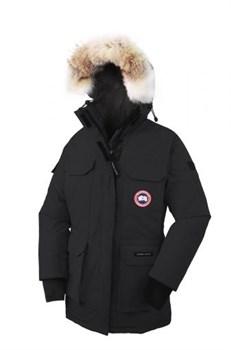 Женская куртка Canada Goose Expedition, Black (распродано) - фото 4997