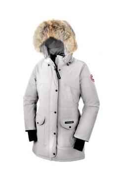 Женская куртка Canada Goose Trillium Parka Silverbirch - фото 5001