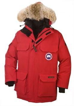 Мужская куртка Canada Goose Expedition Red (распродано) - фото 5003