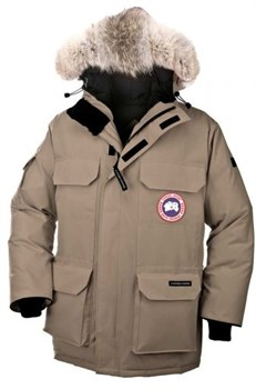 Мужская куртка Canada Goose Expedition, Tan - фото 5009