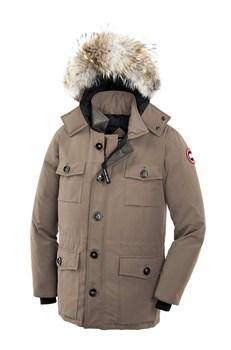 Мужская куртка Canada Goose Banff, Tan - фото 5014