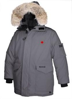 Мужская куртка Canada Goose Heli Arctic, MidGrey (распродано) - фото 5019