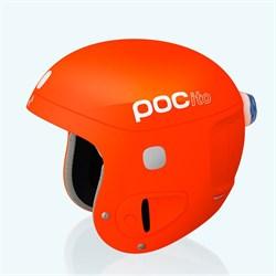 Детский шлем POC POCito Helmet Fluorescent, Orange (распродано) - фото 5036