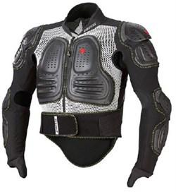 ПОЛНАЯ ЗАЩИТА ТОРСА из полимерных материалов Dainese Ultimate Jacket EVO - фото 5082