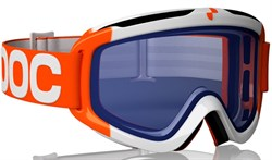 POC	Iris Comp Race Stuff	White/Orange - фото 5102