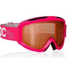 Детская маска POC POCito Iris Fluorescent Pink - фото 5103