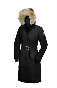 Женская куртка Canada Goose Whistler, Black (распродано) - фото 5119