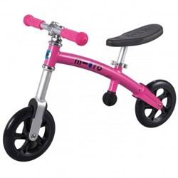 Беговел Micro G-bike+Light Pink (распродано) - фото 5154