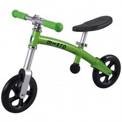 MicroMicro G-bike+Light (беговел), Green (Распродано) - фото 5157
