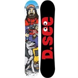 Мужской сноуборд DC TONE  (распродано) - фото 5227