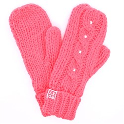 ROXY	SHOOTING STAR MITTENS, BLUSH - фото 5340
