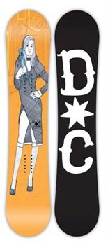 Сноуборд DC PBJ (распродано) - фото 5377