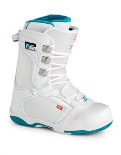 Женские сноубордические ботинки HEAD GALORE PRO, White (распродано) - фото 5389