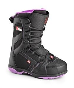 Женские сноубордические ботинки HEAD GALORE, Black - фото 5391