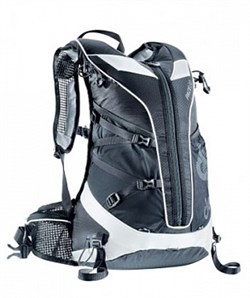 Deuter	Pace 20, black/white - фото 5404