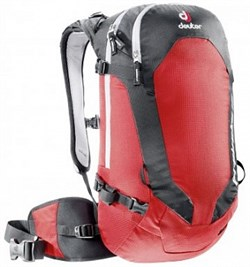 Deuter	Provoke 16, fire/black  - фото 5409