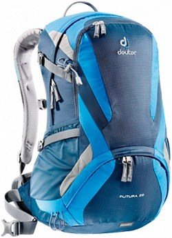 Deuter	AirComfort Futura 28,	midnight-coolblue (распродано) - фото 5436