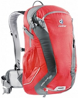 Deuter	Bike One 20,	fire-granite - фото 5444