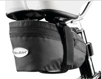 Deuter	Bike bag 1,	black  - фото 5447