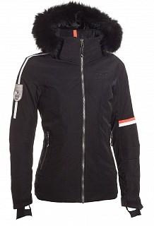 Женская куртка PHENIX Lily Jacket, Black - фото 5493