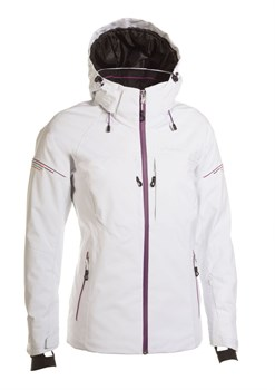 Женская куртка PHENIX Eternal Jacket, white (распродано) - фото 5508