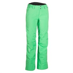 PHENIX	Diamond dust Waist Pants, Green - фото 5516