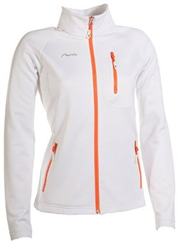 PHENIX Orca Middle Jacket, white/orange - фото 5519