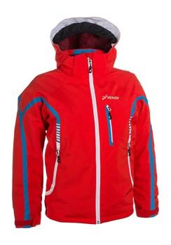 Подростковая куртка PHENIXLightning Jacket Junior, Red - фото 5540