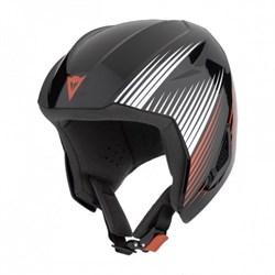 Детский шлем DaineseSNOW TEAM JR HELMET RACE BLACK/RED/WHITE  - фото 5578