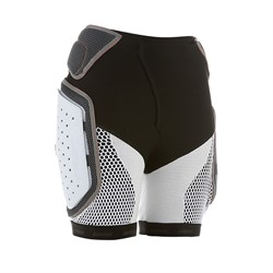 Шорты защитные Dainese ACTION SHORT PROTECTION BIANCO/NERO - фото 5588