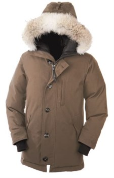 Мужская куртка Canada Goose Chateau, Tan - фото 5641