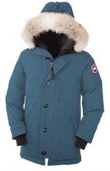 Мужская куртка Canada Goose Chateau Ocean - фото 5647