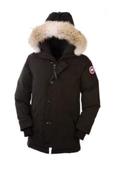 Мужская куртка Canada Goose Chateau Black (распродано) - фото 5651